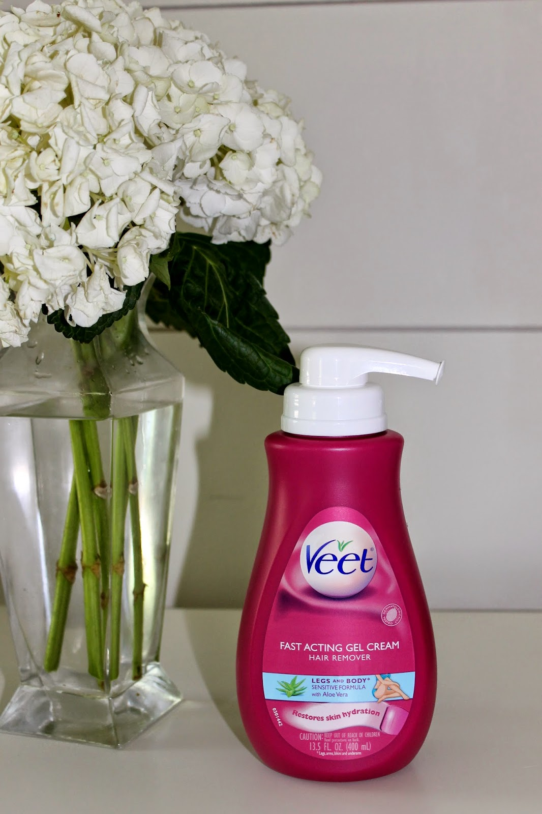 Veet Fast Acting Gel Cream Hair Removal Review