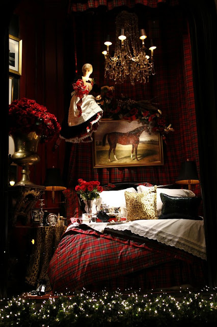 Eye For Design Decorating With Tartan Plaid