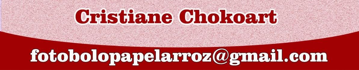Cristiane Chokoart - Papel Arroz e Kit Festa