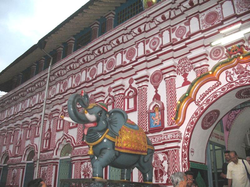 Marikamba Temple Sirsi