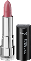 Preview: Die neue dm-Marke trend IT UP - High Shine Lipstick 040 - www.annitschkasblog.de