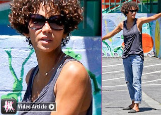 Halle Berry's Casually Hot Summertime Style » Gossip | Halle Berry