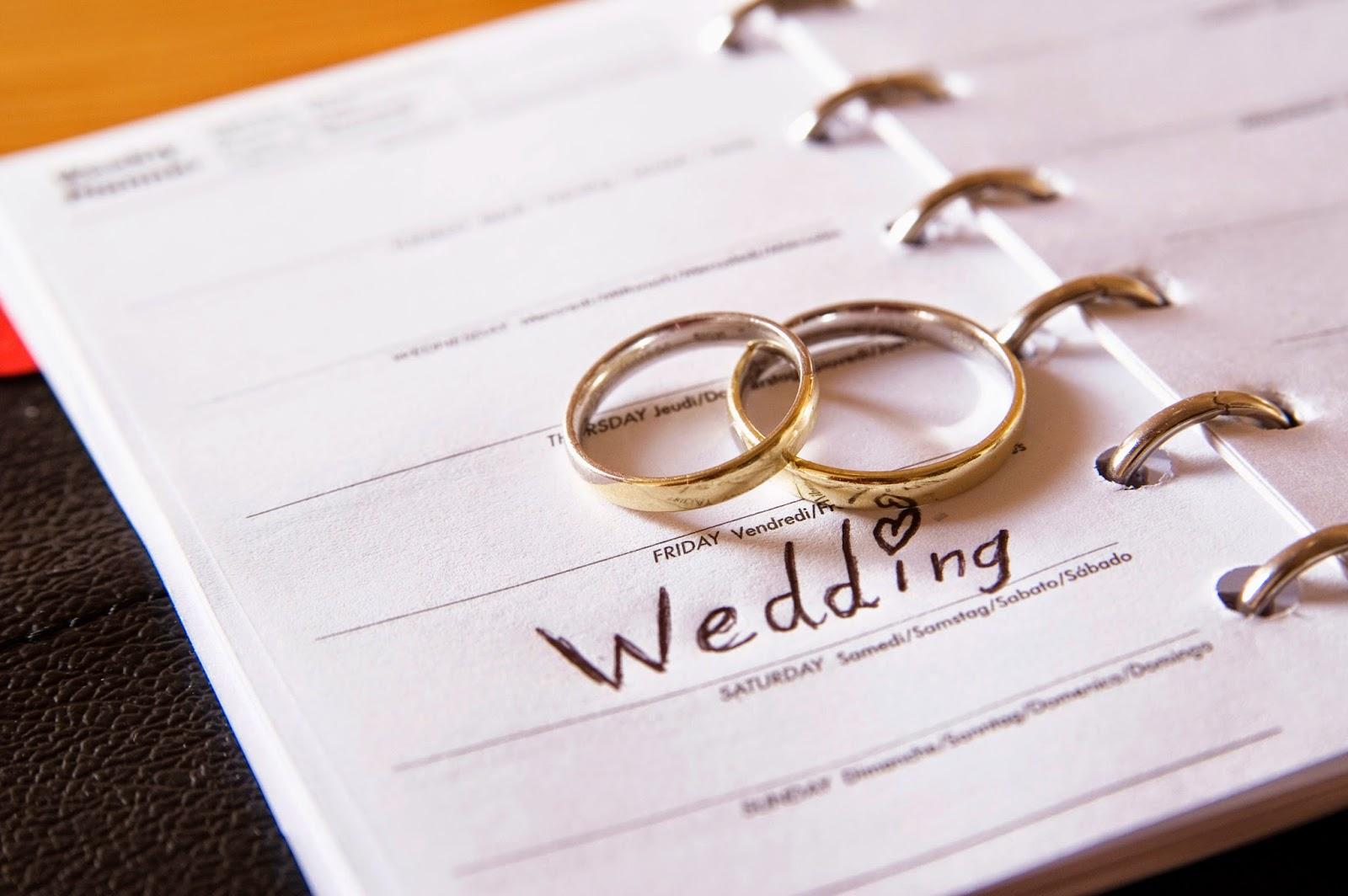 планиране на сватба