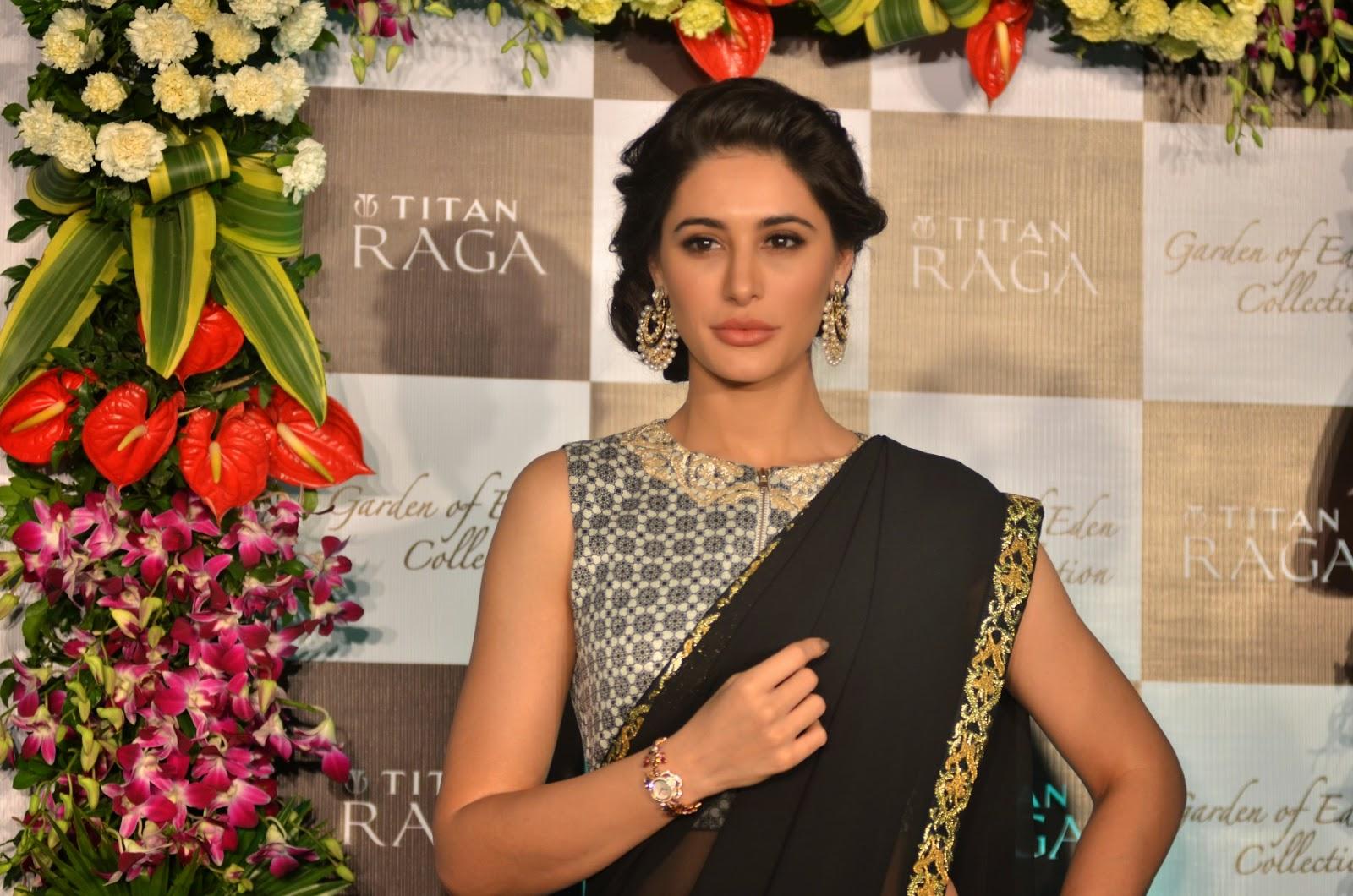 Nargis Fakhri Launch Titan Raga Latest Watches Event Pics