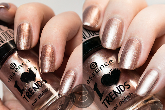 essence I love Trends The Nudes - NUDE SWEET NUDE