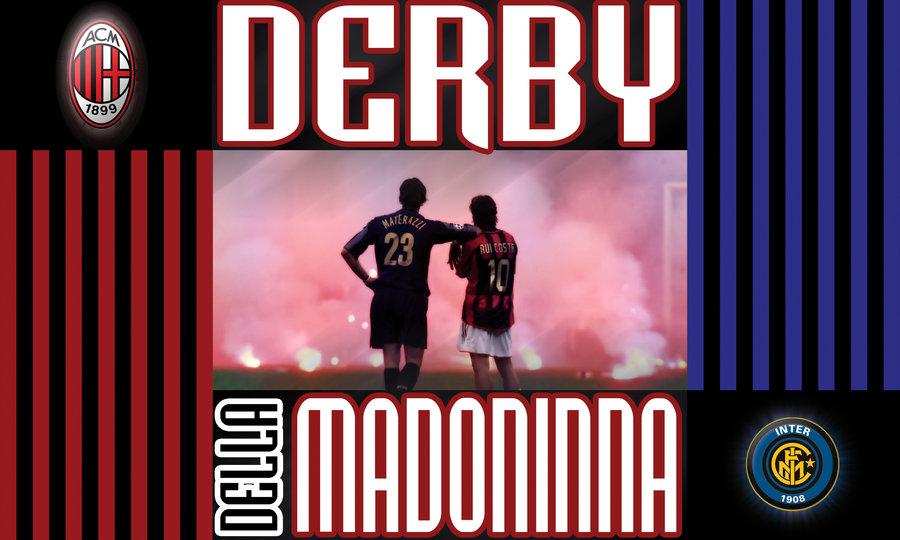 MILAN-INTER Derby San Siro: info Diretta Streaming gratis oggi 23 novembre 2014