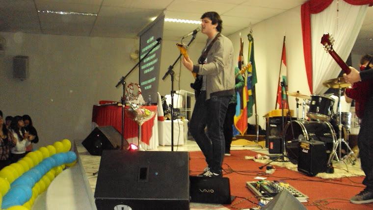 Banda Amor ao Alvo de Criciúma- Sc