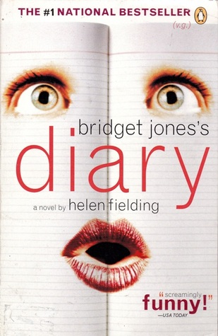 Bridget Jones's Diary book cover