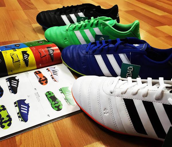 Nueva línea de botines adidas Gloro 15.2