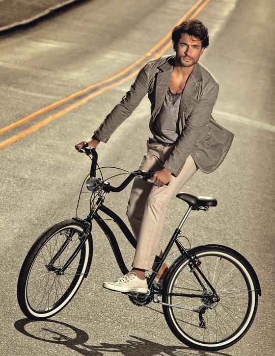"""Verão 2012 da marca Convicto aposta no conceito """"Bike Chic"""""""