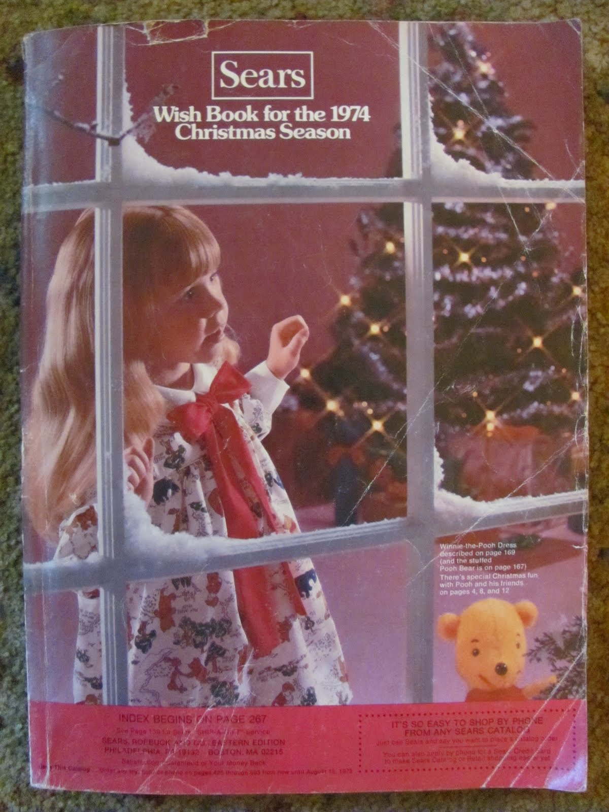 2011 Sears Christmas Wish Book Catalog - Good Condition - Simpsons-Sears Canada