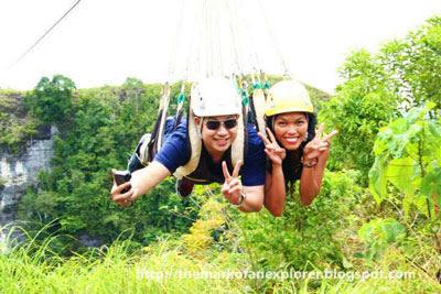 suislide danao adventure park bohol