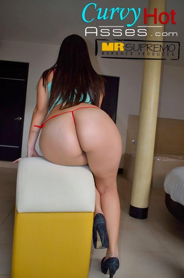 Curvy Hot Asses