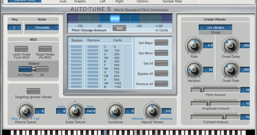 how to autotune with ablton live tie