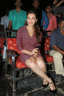 Kajal Agarwal Latest Pictures at Govindudu Andarivadele Movie Teaser Launch  8177.JPG
