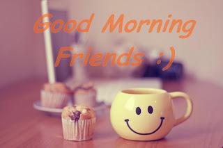Good Morning | Tea cups Good morning
