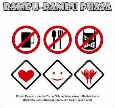 Rambu-rambu Puasa - [www.zootodays.blogspot.com]