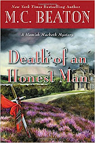 Giveaway - Death of an Honest Man