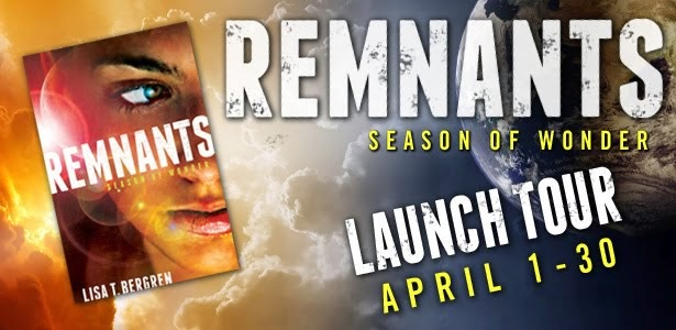Remnants Blog Tour
