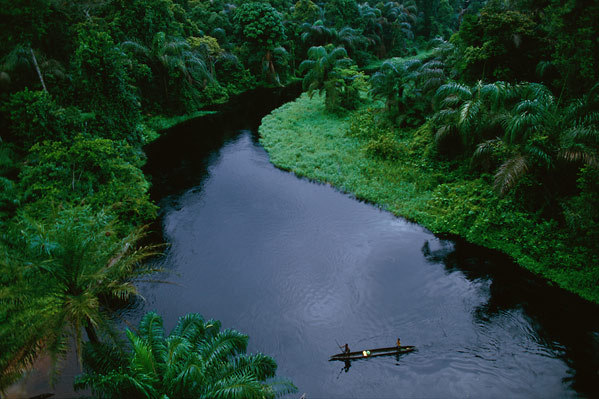 Follow the Piper: THE CONGO RIVER