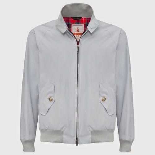 Chazster La Harrington Jacket Baracuta G9 Original