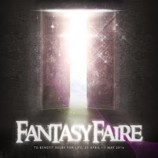 The Fantasy Faire 2016 Blogger
