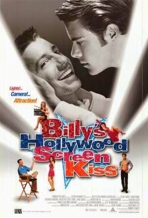 Billy's hollywood screen kiss, film