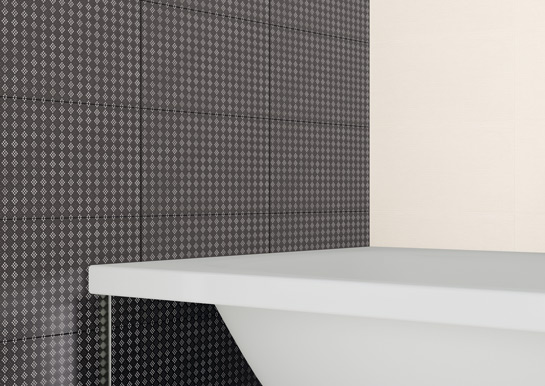 Azulejos Baño Imitacion Gresite:Diseño de baños con azulejos