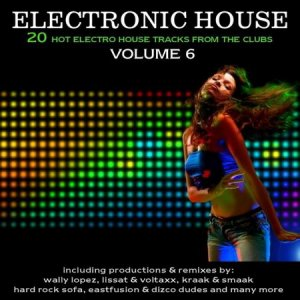 Baixar CD  Electronic House Vol.6 2012