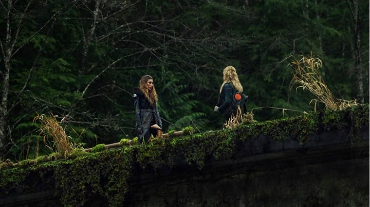 The 100 1x09 – United Day