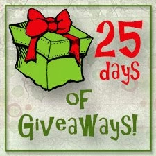 25 Days of Giveaways!