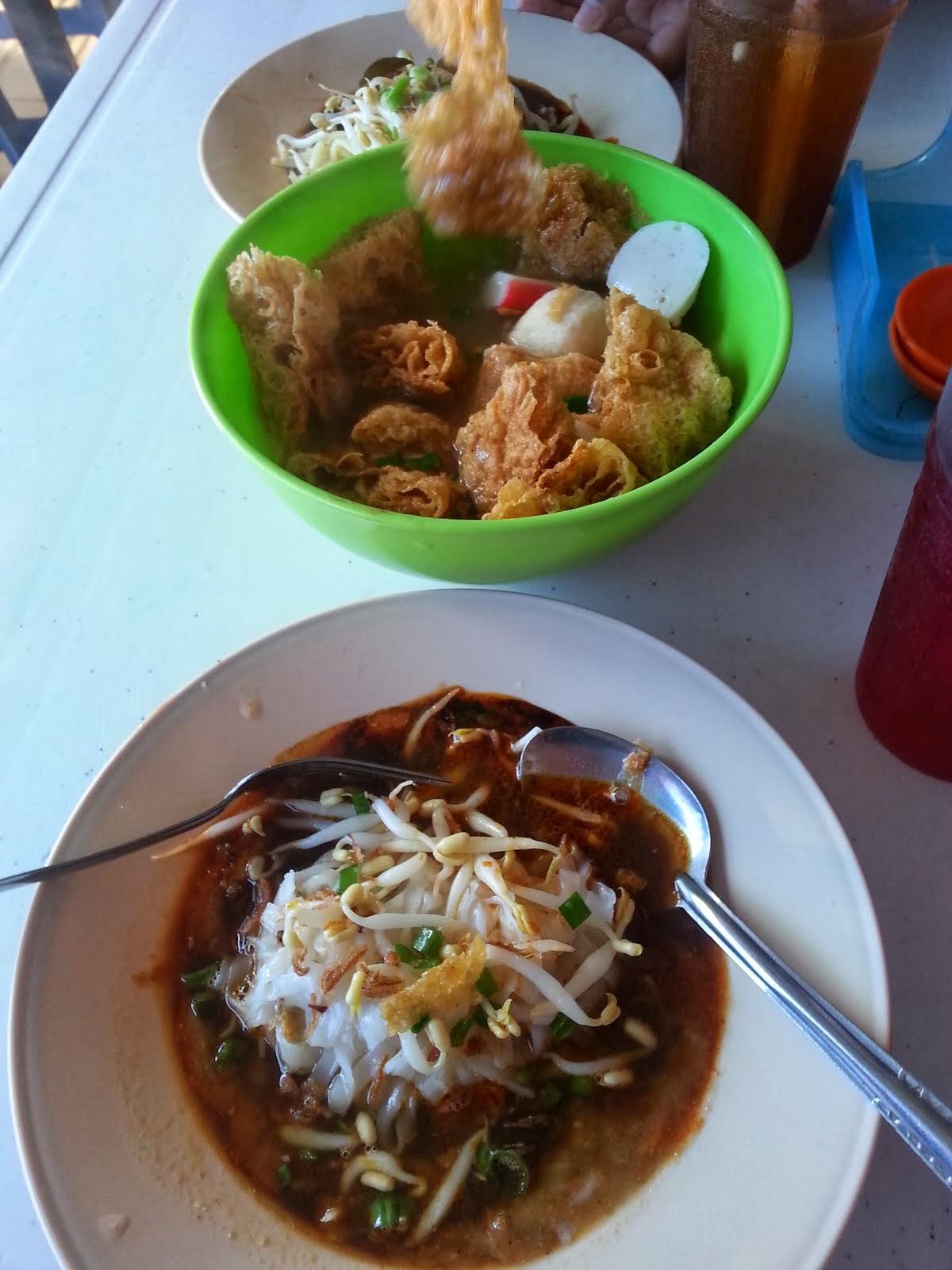 Kue Tiaw Kicap Daud Mat Jasak, Ipoh