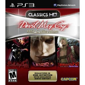 Devil May Cry Collection (PS3/Xbox)