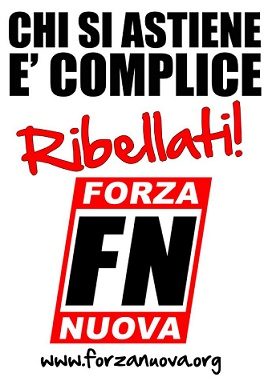 Ribellati non restare a guardare!