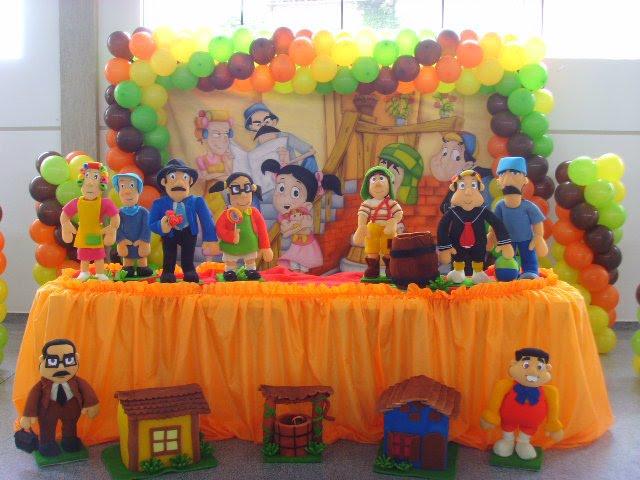Decoração de Festa Infantil em Curitiba Abril 2013