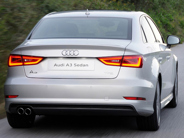 Audi A3 Sedan Brasil - preço