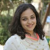 Nitya meenon Latest Photo Gallery in Salwar Kameez at New Movie Opening 24