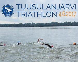 Yhteistyössä: Tuusulanjärvi triathlon.