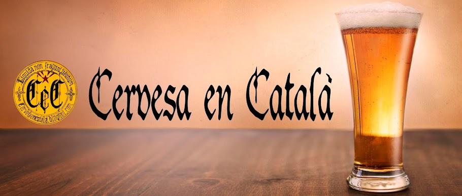 CERVESA EN CATALÀ