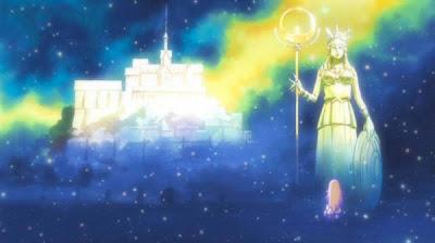 Saint Seiya Omega Atena