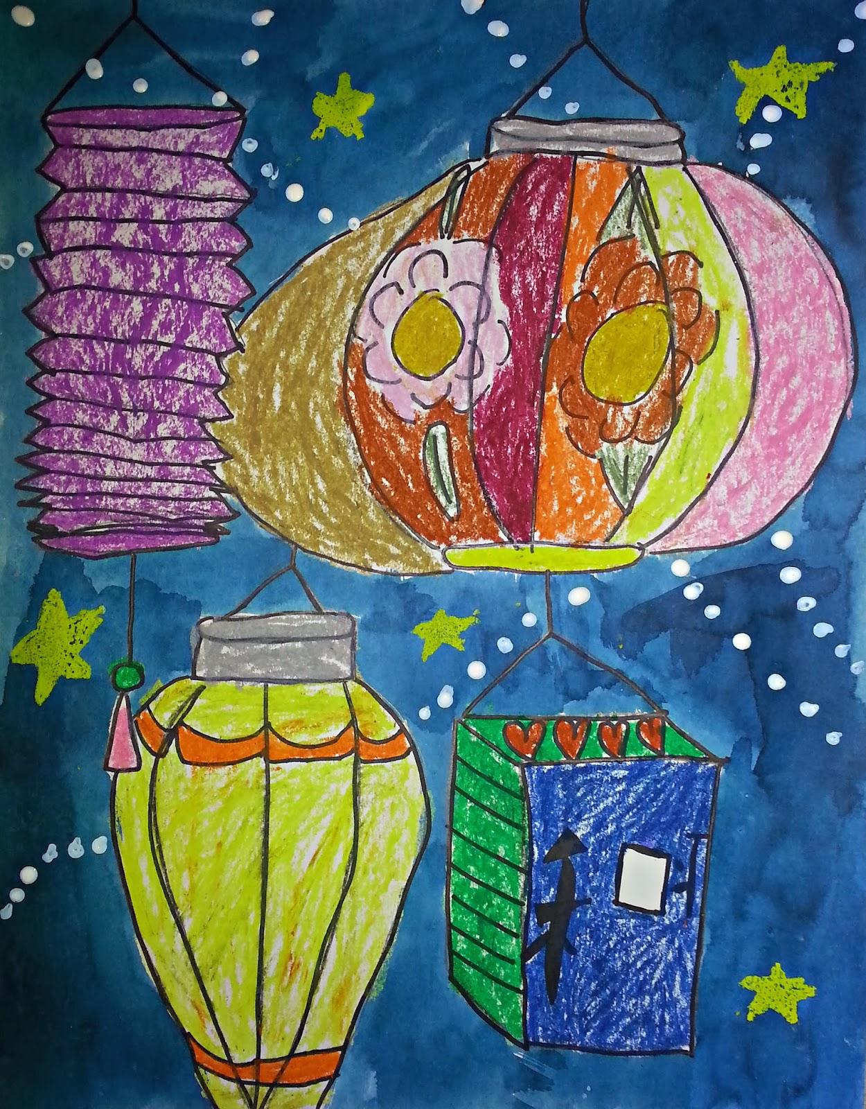 MaryMaking: Chinese Lanterns