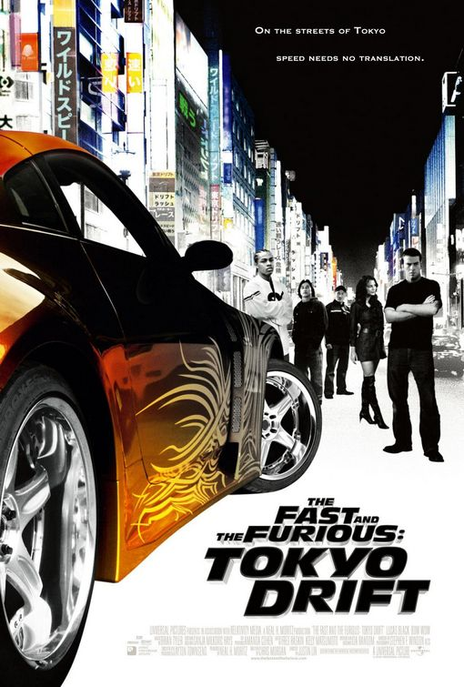 The Fast And The Furious Tokyo Drift 2006 Download