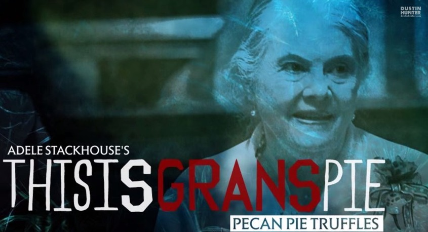 "ADELE STACKHOUSE'S ""THIS IS GRAN'S PIE PECAN TRUFFLES"" @northmanspartyvamps.com"