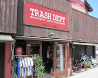 TRASH DEPT