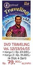 dvd traveling