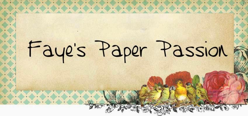 Faye's Paper Passion