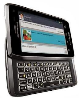 Harga Dan Spesifikasi Motorola DROID 4 XT894 Terbaru