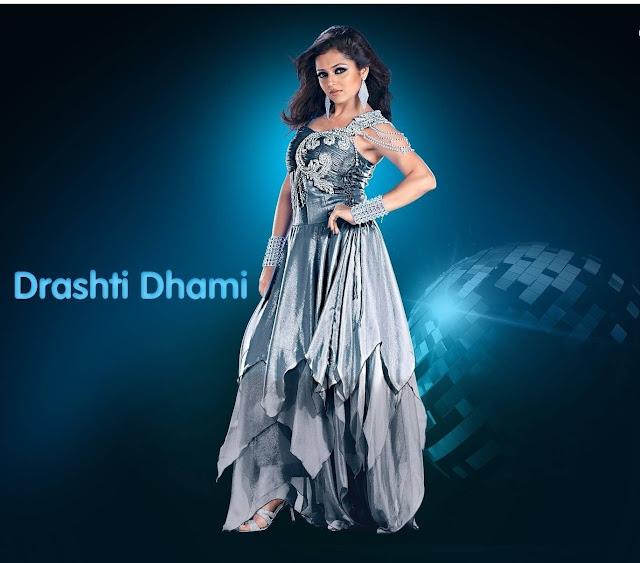 Drashti Dhami HD Wallpaper