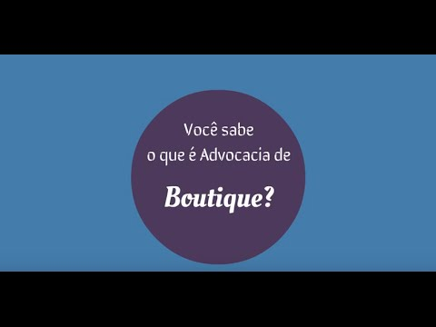 Advocacia Boutique