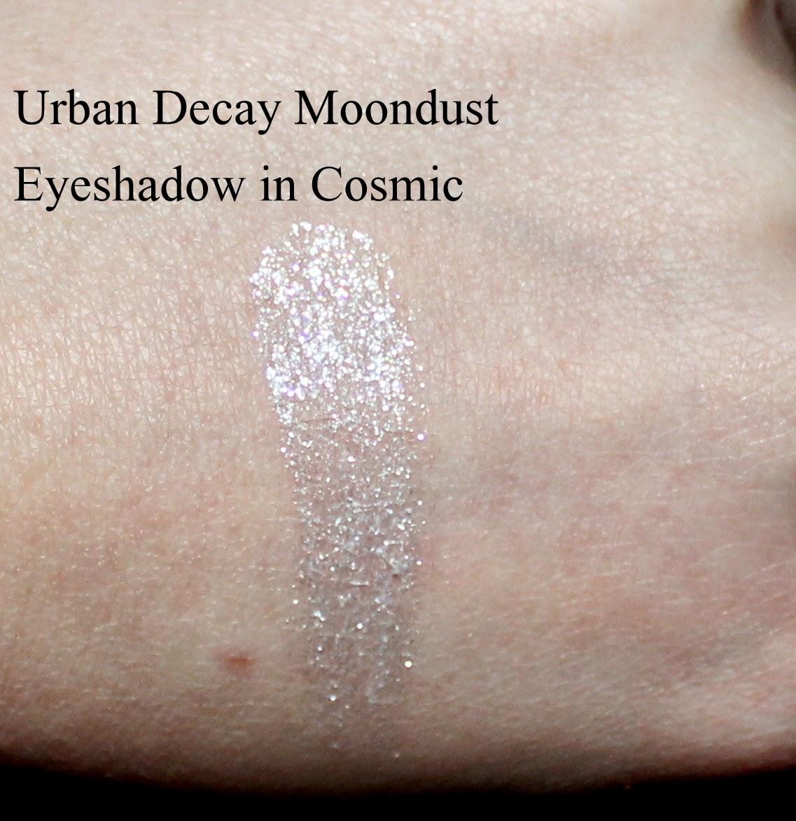 Urban Decay Moondust Eyeshadow in Cosmic